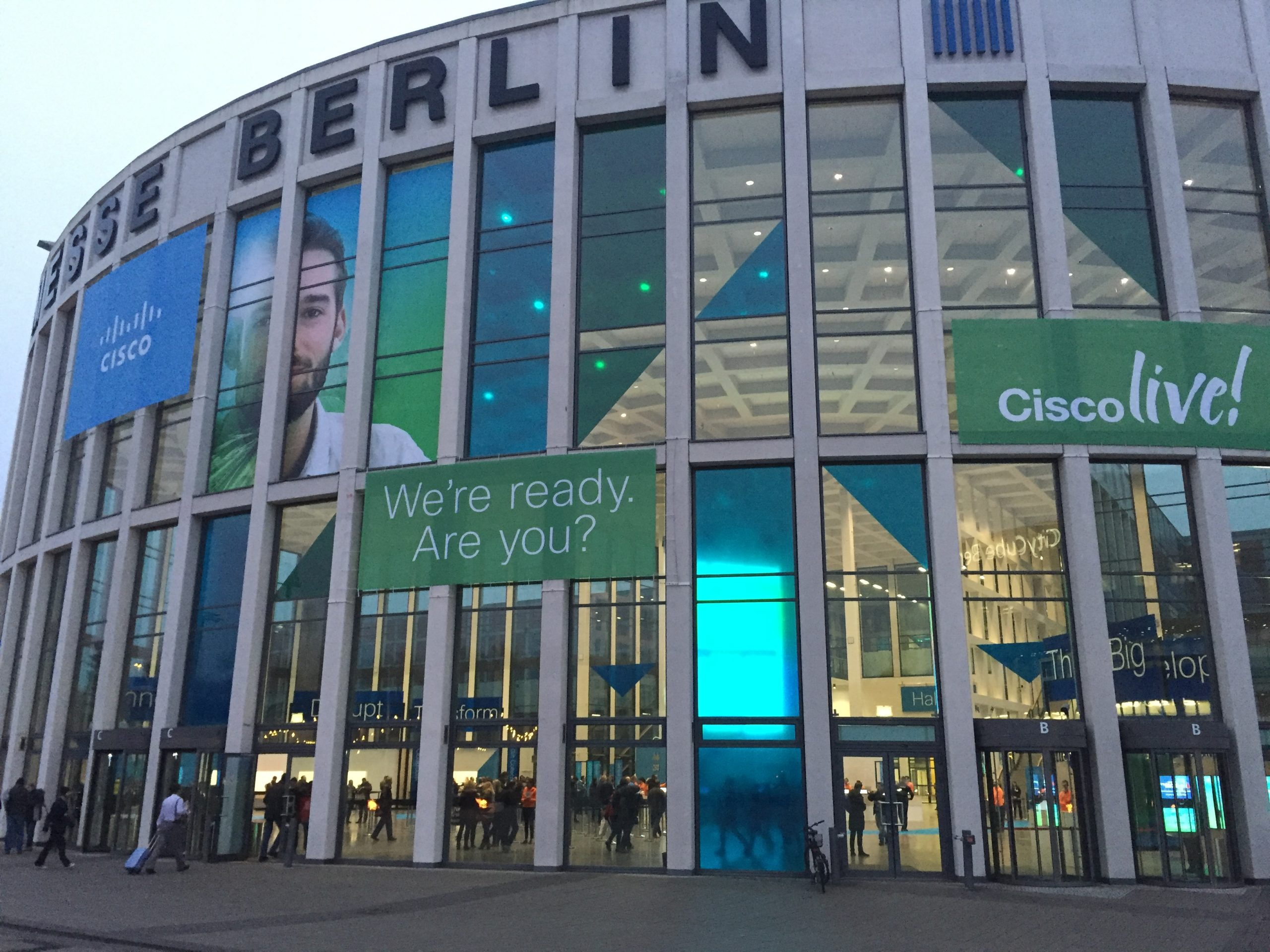 Memories of Cisco Live II – Berlin 2016